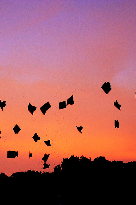 A Graduation Prayer