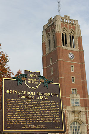 Prayer of a John Carroll University Alumnus/a