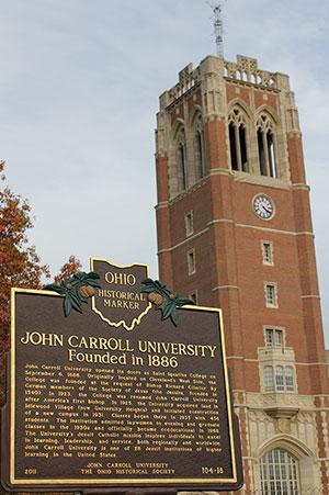 Prayer of a John Carroll University Alumnus/a